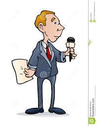 Free Clip Art Reporter Images Gallery