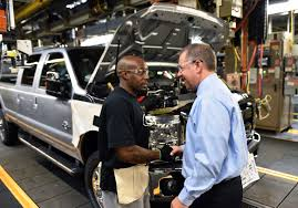 All-New Ford F-Series Super Duty Brings $1.3 Billion Investment ... Ford Is Vesting 25 Million Into Its Louisville Plant To Make Hot Truck Plant Human Rources The Best 2018 Restart F150 Oput Following Supplier Fire Rubber And 5569 Apply For 50 Jobs At Pickup Truck Troubles Will Impact 2700 Workers Makes 5 Millionth Super Duty Kentucky Ky Lake Erie Electric Suspends All Production After Michigan Allamerican Pickup Trucks Aim Lure Chinas Wealthy Van Natta Shows Off Louisvillemade Dearborn Test Track Motor Co Historic Photos Of And Environs