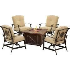 firepit sets outdoor furniture rc willey