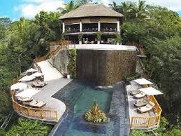 104 Hanging Gardens Bali Ubud In Restaurant In Indonesia Justgola