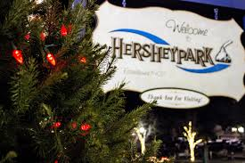 Christmas Tree Shops Lancaster Pa by Tips For Visiting Hersheypark Christmas Candylane