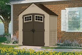 171 cu ft sutton storage shed suncast corporation