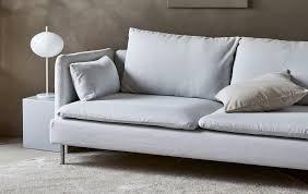 minimalistisches wohnzimmer clean chic ikea deutschland