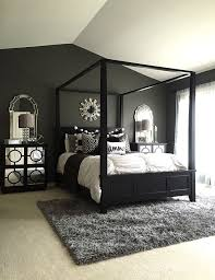 Home Goods Played A Huge Roll In This Master Bedroom Redo Cozy Rug Patterned Pillows Lamps And Mirrors Are All From