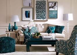 Cream And Teal Living Room Ideas 1025theparty Com