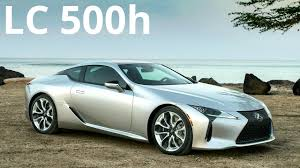 2018 Lexus LC 500h Hybrid Awesome Drive and Exterior