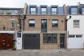 100 Mews House Design Hyde Park W2 Box London Luxury Interior