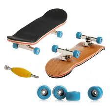 Kids Children Sport Finger Skate Board Toy Fingerboard | Shopee ...
