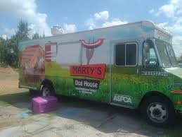 Marty's Dogs No. 411-Working On A Food Truck | Marty's Dogs Of Florida