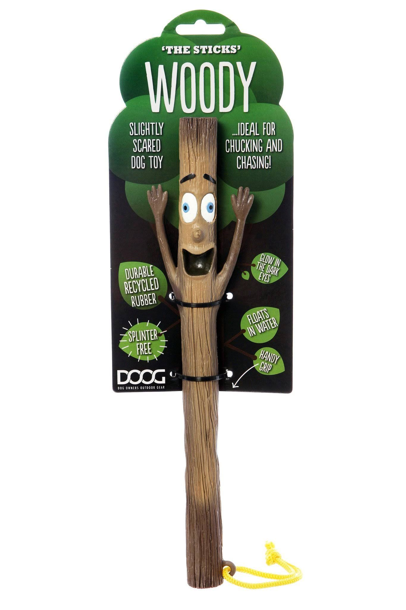 Doog the Sticks Family Woody Dogs Toy