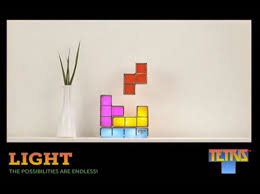 Tetris Stackable Led Desk Light by Think Geek Tetris Stackable Led Desk Lamp Light Inhabitat