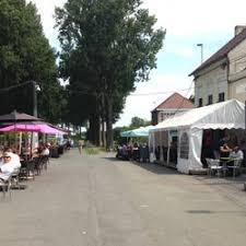 la maison du canal brasseries rue du canal 6 estaimpuis