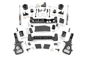100 Air Ride Suspension Kits For Trucks 5in Lift Kit For 2019 Dodge 4wd 1500 Ram W