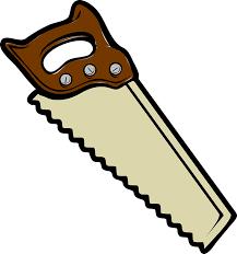 Saw Wood Cut Tools Hand Tool Handle Teeth Tooth