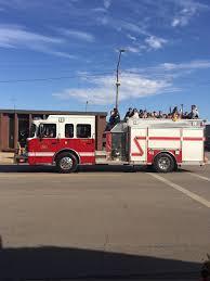 100 Kansas Fire Trucks Volunteer Department Of Anthony City Of Anthony