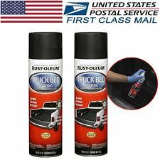 100 Truck Bed Protection Black Liner Trailer Coating Spray Automotive