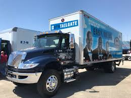 100 Big Blue Trucking International Trucks On Twitter The Whole Family Was At