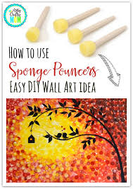 How To Use Sponge Pouncers