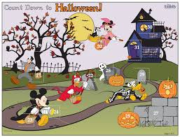 Mickey Mouse Pumpkin Stencils Free Printable by Free Halloween Printables