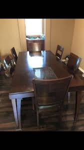 Dining Room Table With Six Chairs Excellent Condition Furniture In Orlando FL