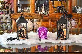 Creepy Halloween Dining Room Decorating Ideas