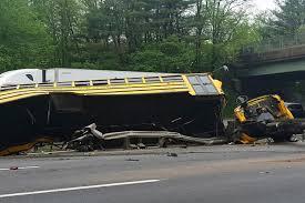 100 Dump Truck Crash Hudy Muldrow Sr The School Bus Driver In Deadly New Jersey Crash