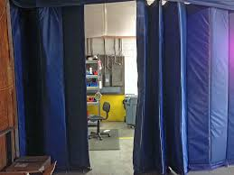 Noise Blocking Curtains South Africa by Acoustic Curtains Sound Barrier Curtains U0026 Dividers