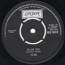 Sylvia Pillow Talk Vinyl at Discogs