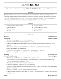 Resume Tips For The Culinary Industry