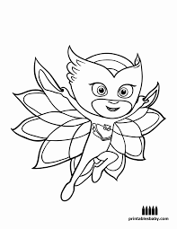 Coloring Pages For Pj Masks New To And Print Free Valid