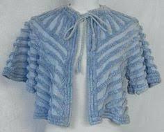 Chenille Bed Jacket by Chenille Pig Crafts Pinterest Prasatá A Vankúše