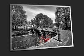 tableau déco vélo amsterdam pays bas nos best sellers