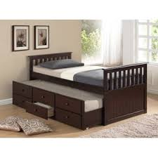 kid s trundle beds you ll love wayfair