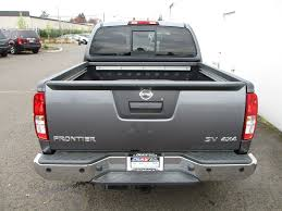 100 Hillsboro Truck Beds New 2018 Nissan Frontier Crew Cab Pickup For Sale In OR