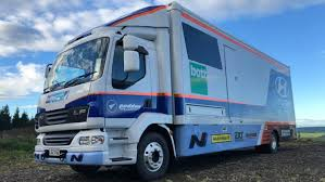 100 Hyundai Trucks Debut Tour For Newlook New Zealand Rally Team Truck