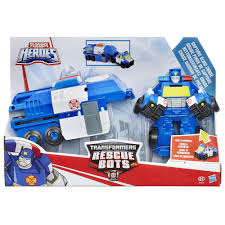 Playskool Heroes Transformers Rescue Bots Rescue Rig Asst - £23.00 ...