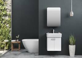 minimal bathroom maximum functionality 13 chic designs