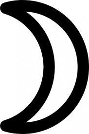 Full Moon Black And White Clipart Panda Free Clipart Ira7u8 Clipart