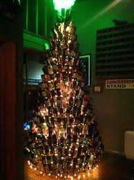 Homemade Christmas Tree Stand Ideas Wine Bottle Diy