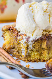 Easy Pumpkin Pie Cake The Food Charlatan