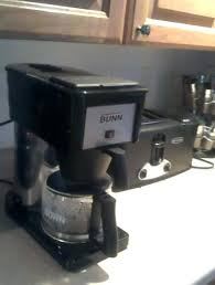 Bunn Coffee Filters Maker The Velocity Brew At Home In Kitchen 10 Cup