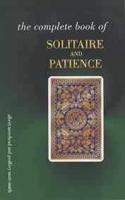 Self Working Close Up Card Magic Karl Fulves GBP599 Paperback The Complete Book Of Solitaire And Patience Games