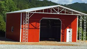Big Red Shed Goldsboro Nc by Custom Metal Buildings Carports Garages By Steel Buildings