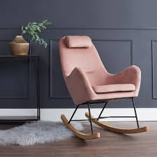 Ava Pink Velvet Rocking Chair   Meadows & Byrne Best Antique Rocking Chairs 2018 Amazoncom Choice Products Foldable Zero Gravity Rsr Eames Design Chair Pink Seats Buy Designer Home Furnishings Glide Rocker And Ottomans C8117dp Texiana Eliza Teakwood In Walnut Finish By Confortofurnishing Vintage Designs Ideas Maureen Green C Ny Patio Recliner 6 Amazon Midcentury Modern Style Liowe Willow More Colors Available Posh Baby Nursery Room Unbelievable Cushion Set How To Choose The Glide Rocking Chair Smartbusinesscashco