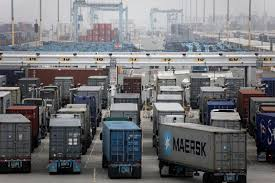 100 Metropolitan Trucking Los Angeles Port Truckers Forced Into Indentured Servitude