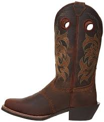 Amazon.com | Justin Boots Men's Stampede Collection 12