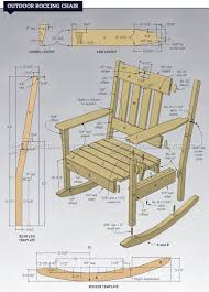 Outdoor Rocking Chair Plans - Outdoor Furniture Plans   Arts ... Adirondack Plus Chair Ftstool Plan 1860 Rocking Plans Outdoor Fniture Woodarchivist Wooden Templates Resume Designs Diy Lounge 10 Weekend Hdyman And Flat 35 Free Ideas For Relaxing In Adirondack Chair Plans Mm Odworking Tools Tips Woodcraft Woodshop Woodworking Project To Build 38 Stunning Mydiy