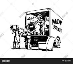 100 Packing A Moving Truck Van Vector Photo Free Trial Bigstock