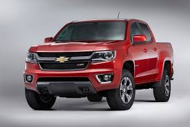 GM's Mid-size Colorado Pickup Officially Reborn | Fleet Owner