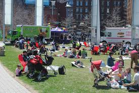 Greenway Spring Food Truck Festival 2016 In Boston MA | Hockomock ...